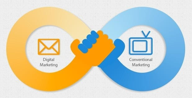 Digital Marketing vs online marketing
